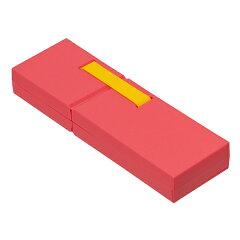 ナカバヤシ ディスプレイペンケース Mサイズ ピンク PCN-DP02 PN