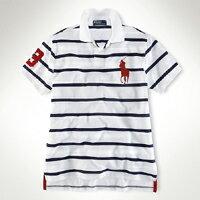 【送料無料】楽天最安値に挑戦!ラルフローレン ポロシャツ ビッグポニー(半袖)