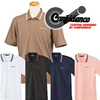 Confidence short sleeve polo shirt