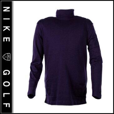再入荷!【Nike Golf】ナイキゴルフTIGER WOODS COLLECTIONタートルマルチカラー LSトップス(薄手)