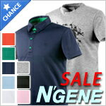 【NGENE】 【特別企画商品】半袖 Tシャツorポロシャツ