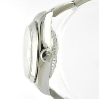 ROLEXロレックスオイスターパーペチュアルデイト69160自動巻きレディース腕時計文字盤ホワイト【中古】【送料無料】