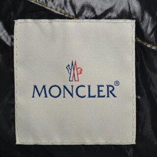 MONCLER/モンクレール/メンズ/ダウンジャケット/ブラウン中綿サイズ:3【中古】【送料無料】