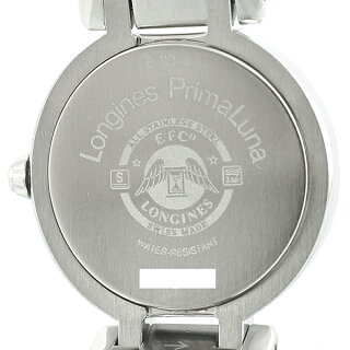 LONGINES/ロンジン/プリマルナ/レディース腕時計/SS/L8.110.4.71.6/文字盤アイボリークォーツ[中古][送料無料]