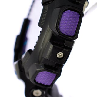 カシオ腕時計メンズG-SHOCK樹脂ハイパーカラーGA-110HC-1AJF文字盤ブルークオーツ【新品】【送料無料】