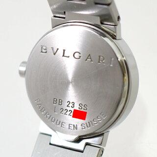 ブルガリ腕時計ブルガリブルガリBB23SSBVLGARIクォーツレディースブラック人気【】【送料無料】