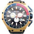 ブレラオロロジ腕時計グランツーリスモBRGTC5405BRERAOROLOGIローズゴールドネイビーメンズクォーツ【中古】【送料無料】