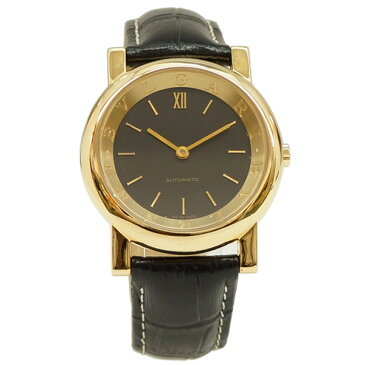 【キャッシュレス5%還元】BVLGARI ブルガリ アンフィティアトロ 限定 AT35GL K18YG メンズ 腕時計 オートマ [中古][送料無料]