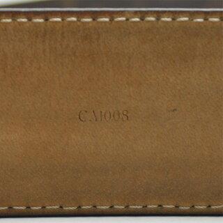 LOUISVUITTON/ルイヴィトン/モノグラム/サンチュール・1904(ミルヌフサンキャトル)ヴィンテージバックルベルト/M9671W[中古][送料無料]