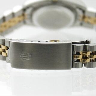 ROLEX/ロレックス/デイトジャストコンビ/SS×K18/レディース腕時計/79173/P番/自動巻き/アラビア文字/ゴールド文字盤【中古】