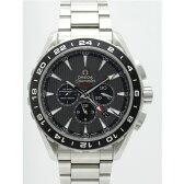 オメガ 腕時計 シーマスター アクアテラGMT クロノ 231.10.44.52.06.001 OMEGA メンズ 自動巻き グレー文字盤【中古】【送料無料】