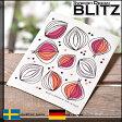 今なら ポイント20倍 「ドイツのフキン ブリッツ BLITZ スウェーデンデザイン 」クロネコDM便OK キッチンワイプ スポンジワイプ 布巾 天然繊維 マイクロファイバー 洗車 北欧 ドイツ製 スウェーデン製プリント デザイン