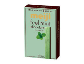 ■明治製菓 フィールミント チョコレート 10箱入り