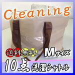【送料無料】全国宅配クリーニング洗濯シャトル10M
