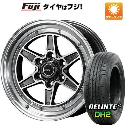 タイヤ・ホイールセット, サマータイヤ・ホイールセット  200 22550R18 18 SSR MK6 8J 8.00-18 DELINTE DH2() 4