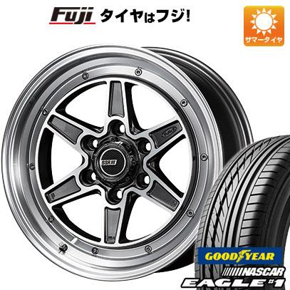 タイヤ・ホイールセット, サマータイヤ・ホイールセット  200 21560R17 17 SSR MK6 6.5J 6.50-17 GOODYEAR EAGLE 1 NASCAR LT 109107R() 4