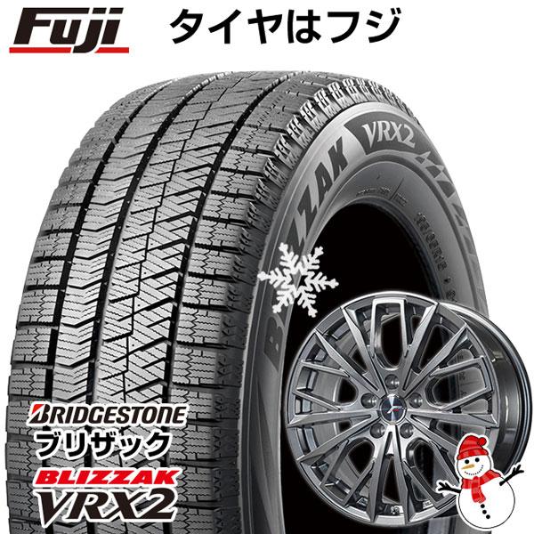 タイヤ・ホイール, スタッドレスタイヤ・ホイールセット  UXC-HR BRIDGESTONE VRX2 21560R17 17 4 LEHRMEISTER L-F () 7J 7.00-17