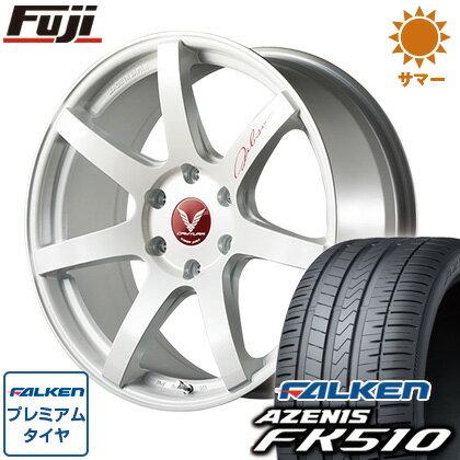 タイヤ・ホイールセット, サマータイヤ・ホイールセット  200 GIBSON 8.5J 8.50-20 FALKEN FK510 22535R20 20 4