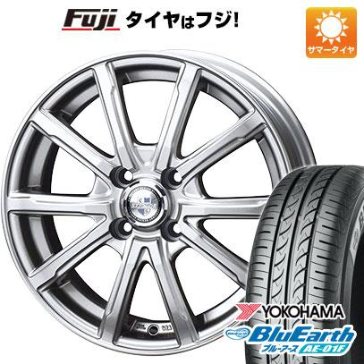 タイヤ・ホイール, サマータイヤ・ホイールセット  18565R15 15 BIGWAY EXPLODE DM-10 5.5J 5.50-15 YOKOHAMA AE-01F 4
