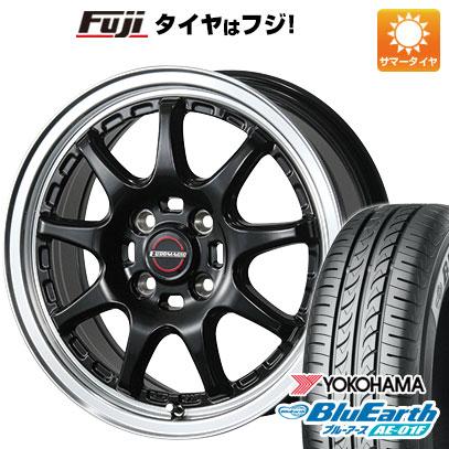 タイヤ・ホイール, サマータイヤ・ホイールセット  18555R16 16 BLEST SC-9 6.5J 6.50-16 YOKOHAMA AE-01F 4