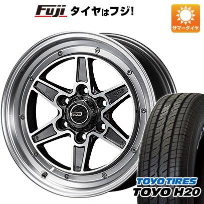 タイヤ・ホイールセット, サマータイヤ・ホイールセット 8541 200 22550R18 18 SSR MK6 8J 8.00-18 TOYO H20 107105R 4