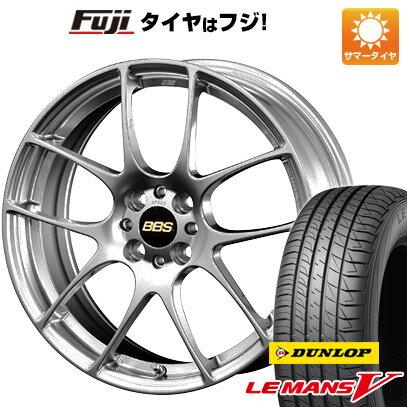 タイヤ・ホイール, サマータイヤ・ホイールセット  20545R17 17 BBS JAPAN BBS RF 7J 7.00-17 DUNLOP V() 4
