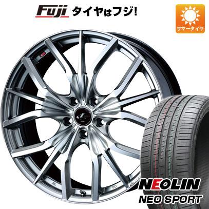 タイヤ・ホイール, サマータイヤ・ホイールセット  24545R20 20 WEDS LV 8.5J 8.50-20 NEOLIN () 4