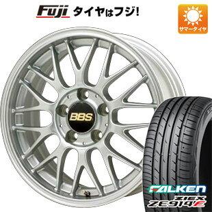 タイヤ・ホイール, サマータイヤ・ホイールセット  20555R16 16 BBS JAPAN BBS RG-F 6.5J 6.50-16 FALKEN ZE914F 4