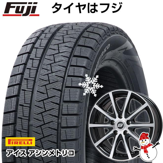 タイヤ・ホイール, スタッドレスタイヤ・ホイールセット  5100 PIRELLI 21550R17 17 4 BRANDLE M71BP 7J 7.00-17