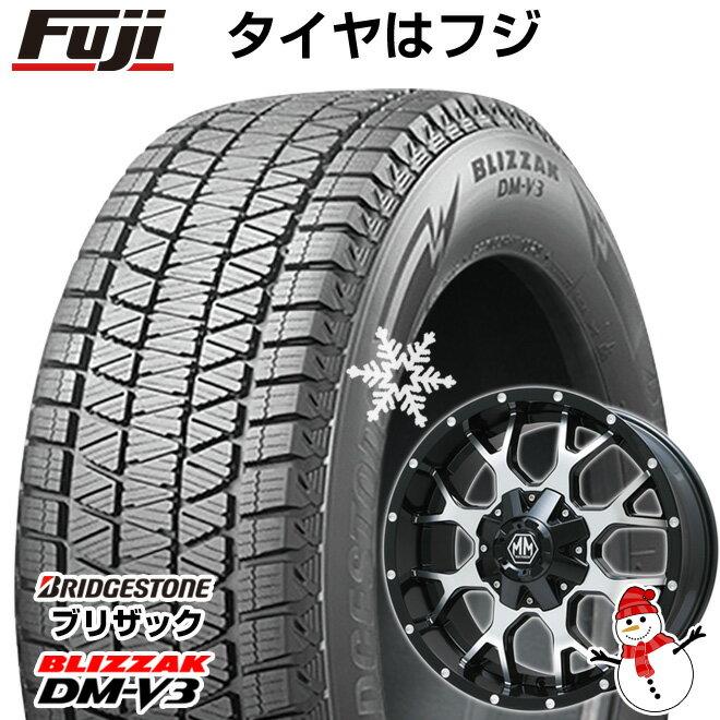 タイヤ・ホイール, スタッドレスタイヤ・ホイールセット  BRIDGESTONE DM-V3 26560R18 18 4 TWG 8015 9J 9.00-18