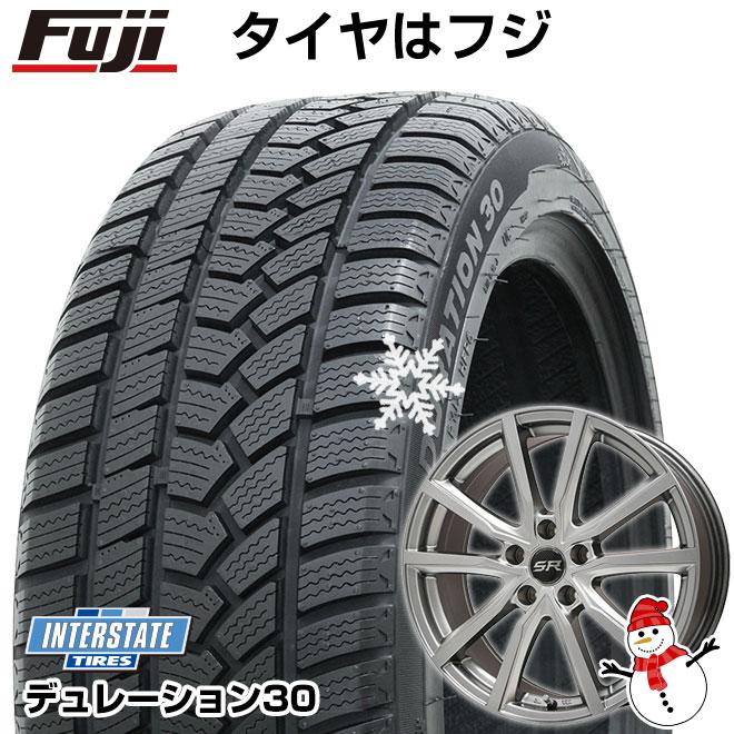 タイヤ・ホイール, スタッドレスタイヤ・ホイールセット  5100 XV(GT INTERSTATE 30() 22560R17 17 4 BRANDLE N52 7J 7.00-17