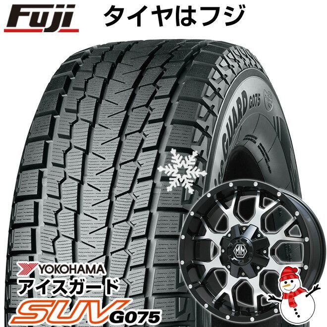 タイヤ・ホイール, スタッドレスタイヤ・ホイールセット  YOKOHAMA SUV G075 26560R18 18 4 TWG 8015 9J 9.00-18