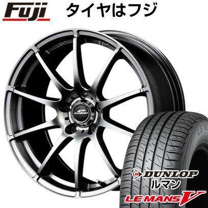 タイヤ・ホイール, サマータイヤ・ホイールセット  20555R17 17 MID 7J 7.00-17 DUNLOP V() 4