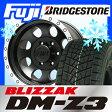 【送料無料】 BRIDGESTONE ブリヂストン ブリザック DM-Z3 285/75R16 16インチ スタッドレスタイヤ ホイール4本セット MICKEY-T ミッキートンプソン バハロック 10J 10.00-16