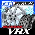【送料無料】 BRIDGESTONE ブリヂストン ブリザック VRX 215/60R16 16インチ スタッドレスタイヤ ホイール4本セット BRANDLE ブランドル B-S8 6.5J 6.50-16