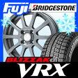 【送料無料】 BRIDGESTONE ブリヂストン ブリザック VRX 155/65R14 14インチ スタッドレスタイヤ ホイール4本セット BRANDLE ブランドル 565T 4.5J 4.50-14