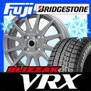 【送料無料】 BRIDGESTONE ブリヂストン ブリザック VRX 165/55R15 15インチ スタッドレスタイヤ ホイール4本セット BRANDLE ...
