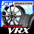 【送料無料】 BRIDGESTONE ブリヂストン ブリザック VRX 165/65R14 14インチ スタッドレスタイヤ ホイール4本セット MANARAY ユーロマックス ベータ 5.5J 5.50-14