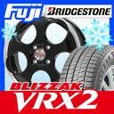 【送料無料】 BRIDGESTONE ブリヂストン ブリザック VRX2 155/55R14 14イ...