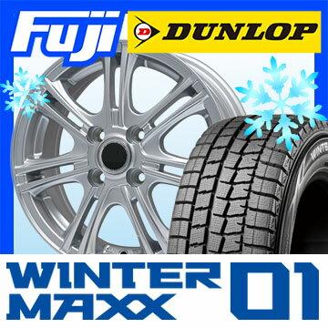 DUNLOP ダンロップ ウィンターMAXX 01 WM01 155/65R13 13インチ スタッドレスタイヤ ...
