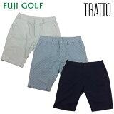 ゴルフ ハーフパンツ TRATTO トラット31-7181541メンズパンツ ゴルフウェア数量限定 超特価品