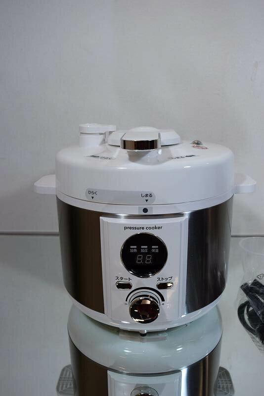 アルファックス・コイズミ 電気圧力鍋2L  B31.4.1.1.1−5.Y.R