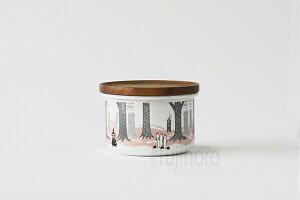 【安心のメーカー直販です。】MOOMIN富士ホーロームーミン23cmプレートホワイトハニーウェアホーロー皿琺瑯丸皿