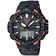 CASIO カシオ腕時計 プロトレックソーラー 電波時計PRW-6100Y-1JF