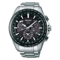 アストロンソーラーGPS衛星電波時計腕時計SBXB077