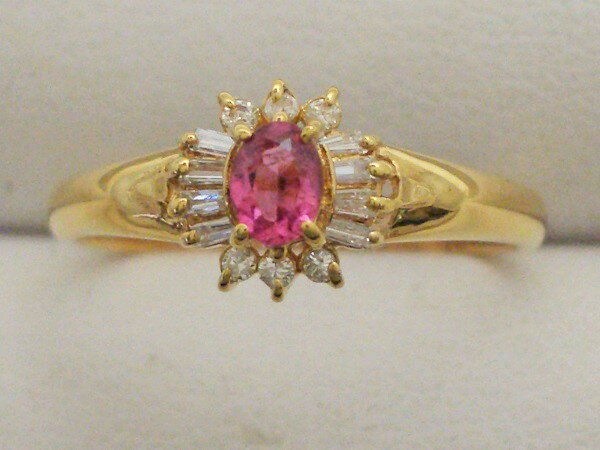 レディースジュエリー・アクセサリー, 指輪・リング k1818101-0058