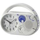 CITIZENシチズン ラジオ付き防災用めざまし時計 ディフェリアR04 4RQA04-003
