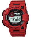 CASIO Gショック カシオ腕時計ソーラー電波時計フロッグマン限定品GWF-1000RD-4JF