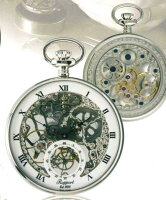 ラポート手巻式懐中時計PW89