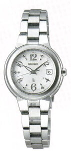 SEIKO LUKIA セイコールキア 腕時計 ソーラー電波時計 ルキアチタン SSQW013